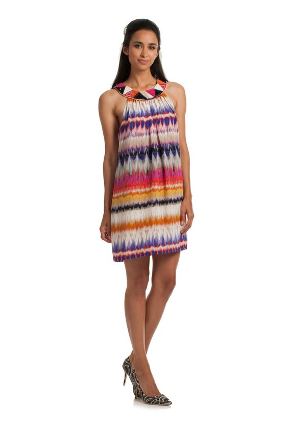 0e3fda4e5b2a If you like Missoni, but also paying your rent, check out Trina Turk's  Trista dress. It's a really useful fall piece for those of us who live in  warmer ...