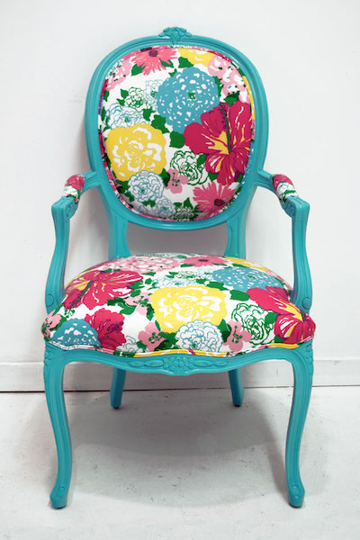 This Eileen U0026 Taylor Chair Is So Palm Beach!