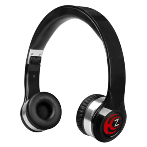 Krankz Wireless Headphones in Black Image.png