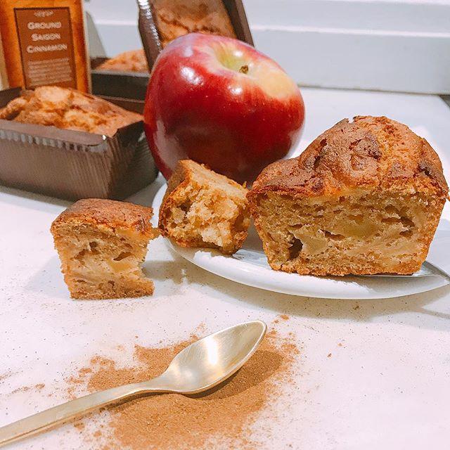 Te gusta la manzana? ✨✨✨Plumcake de manzana by LOLIAM especial de la semana! 👌#singluten #glutenfree #teregalosalud #plumcake #glutenfree #madrid #madridsingluten