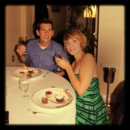Fancy Dinner Circa 2012