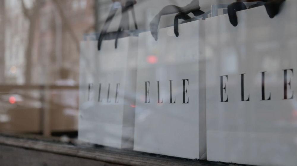 Elle Magazine event Soho