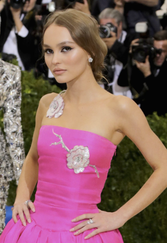 Best Beauty Looks - We loved Emily Ratajkowki and Lily-Rose Depp sexy winged eye and Cara Delevingne literally shone in silver Chanel, right down to her pixie crop. read more...