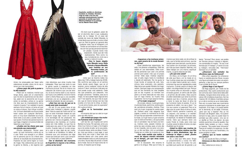 Revista Paula Uruguay