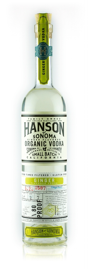 Hanson Vodka of Sonoma, CA