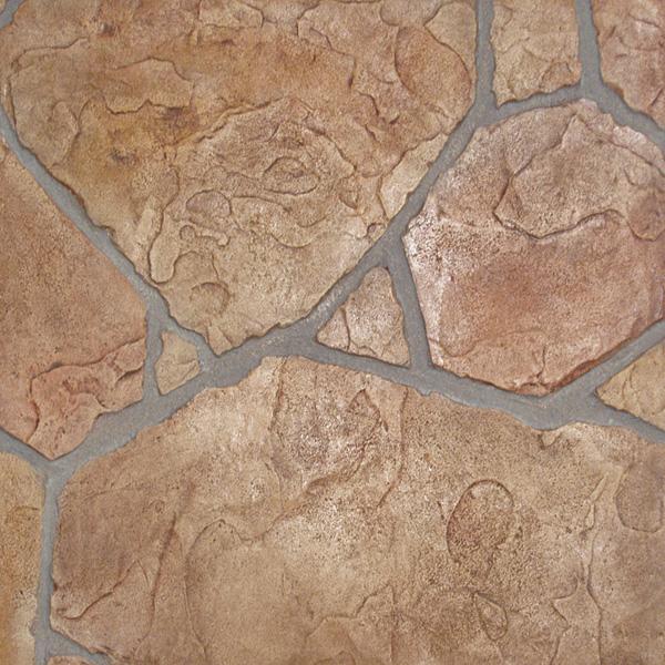 Flagstone Stamped Concrete : Our work — premier concrete design
