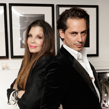 Loree Rodkin & Kilian Hennessy