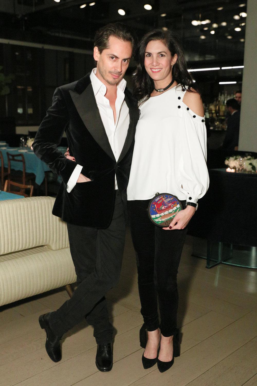 Kilian Hennessy & Elisabeth Jones-Hennessy