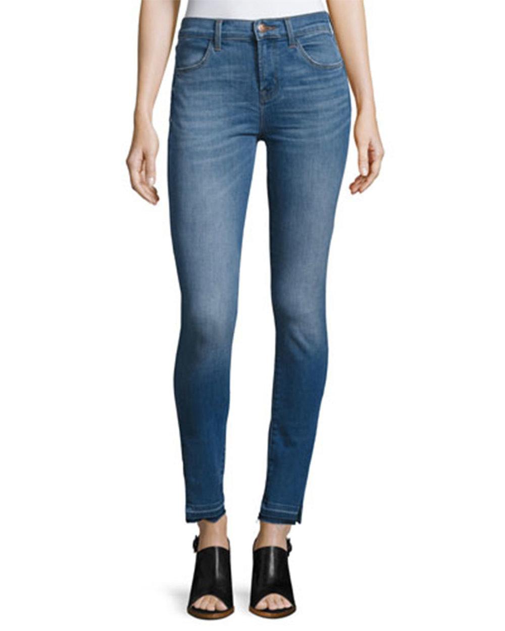 J. BRAND  Maria High-Rise Skinny Jeans