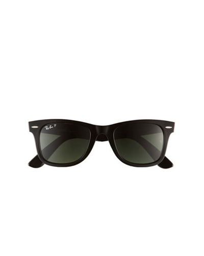 RAY-BAN  Classic Wayfarer Polarized Sunglasses
