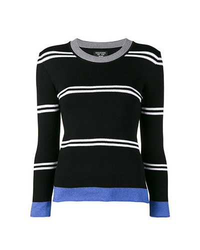 CREATURES OF THE WIND  Long Sleeved Striped Knit