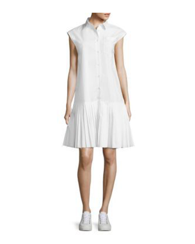 PUBLIC SCHOOL  Cotton Poplin Shirt Dress