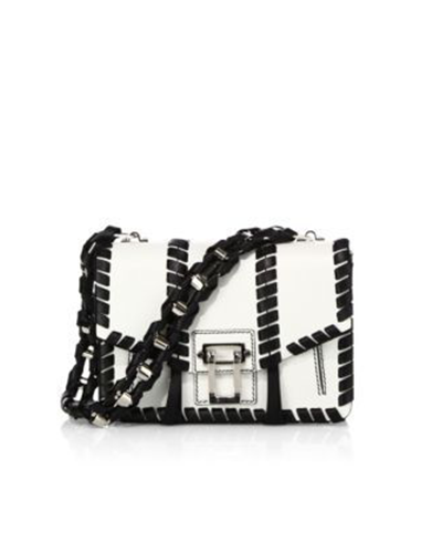 PROENZA SCHOULER  Whipstiched Leather Chain Bag