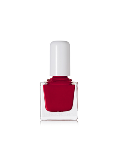 TEN OVER TEN  Nail Polish in Carmine