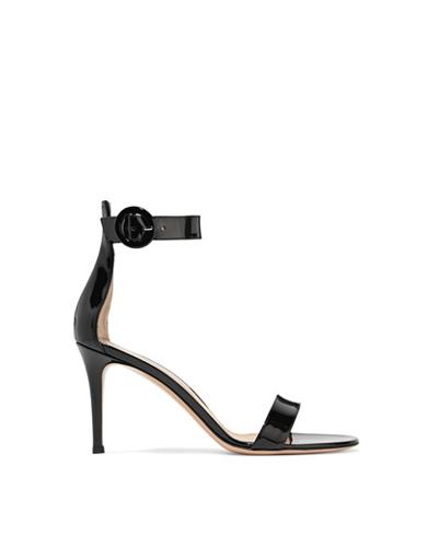 GIANVITO ROSSI  Portofino Patent Sandals