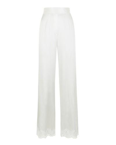 AGENT PROVOCATEUR  Amelea Pyjama Bottom Ivory