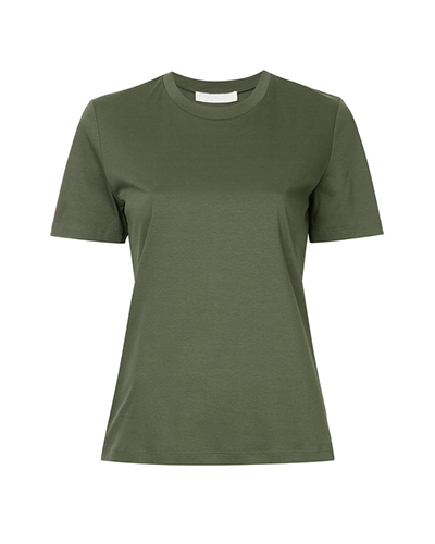 DION LEE  Signature Crew Neck T-Shirt
