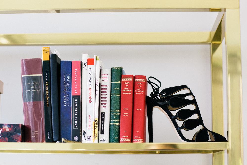 Shoes by  Chloe Gosselin