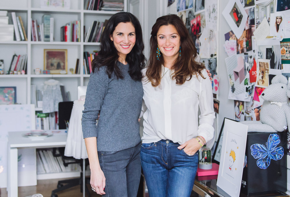 8e510687a777 Elisabeth Jones-Hennessy   Cordelia de Castellane  Baby Dior   Dior Home