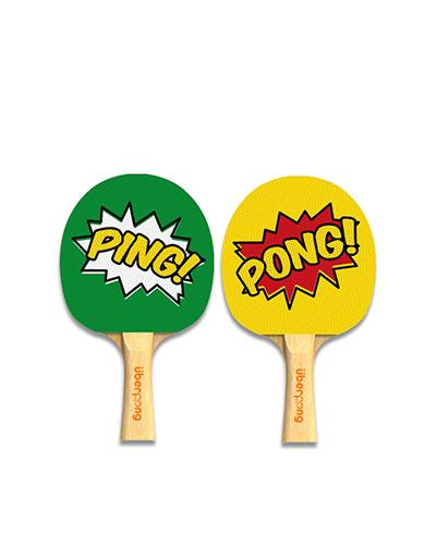 UBERPONG  Ping! Pong! Padles