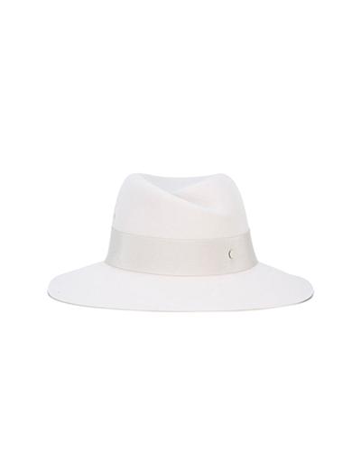 MAISON MICHEL  Virginie Trilby Hat