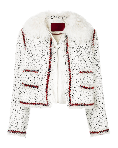 MONCLER GAMME ROUGE  Nynke Jacket