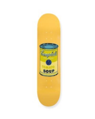 MOMA  Warhol Skateboard Deck