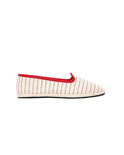 VIBI VENEZIA  Cambiaghi Striped Loafer