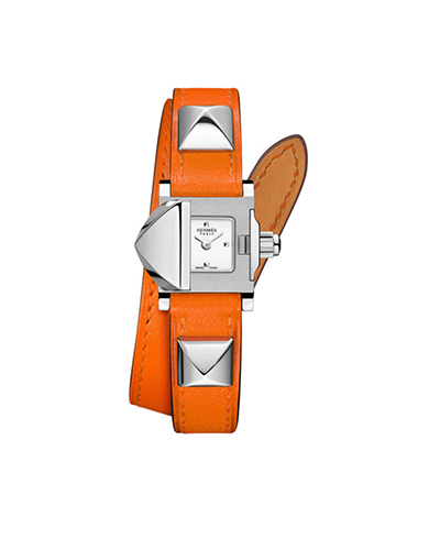 HERMÈS  6mm Medor Mini Watch