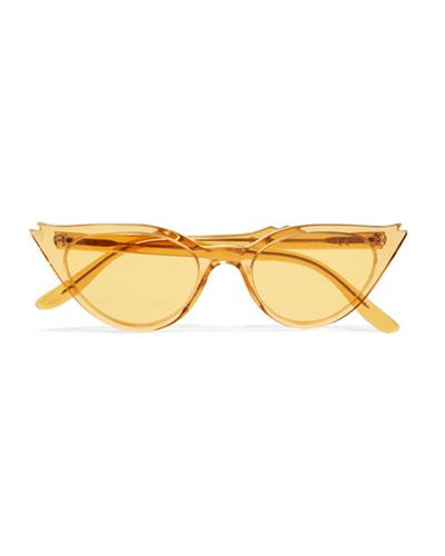 ILLESTEVA  Isabella Cat-Eye Sunglasses