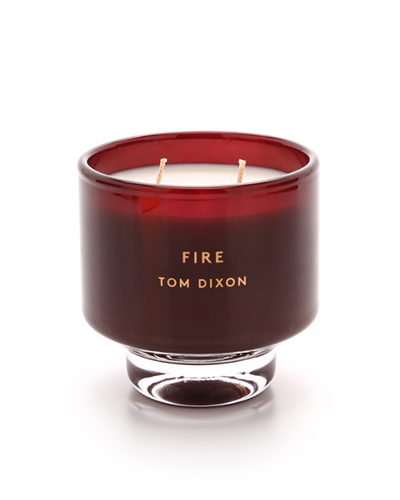 TOM DIXON  Fire Scented Candle
