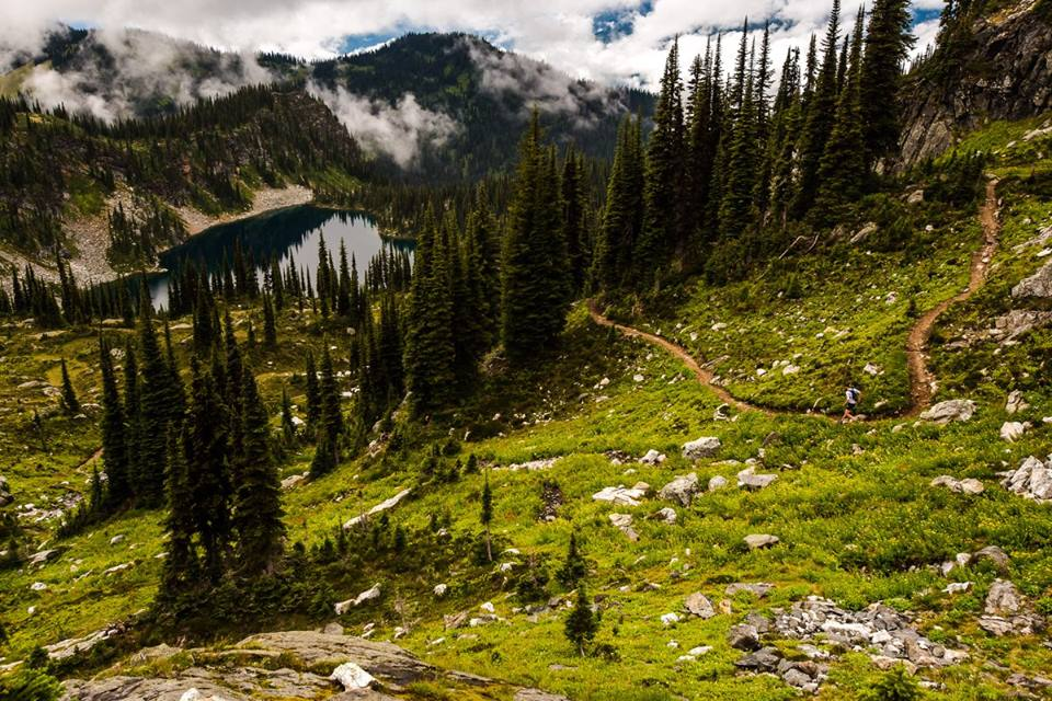 Photo from Mt. Revelstoke National Park by Bruno Long