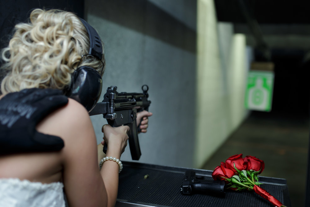Machine Gun Ceremony - From $699.00