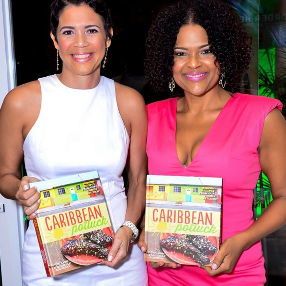 Caribbean Potluck™ Book Launch Party  2014