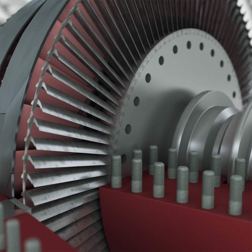 Allied Power Group - Turbine Repair