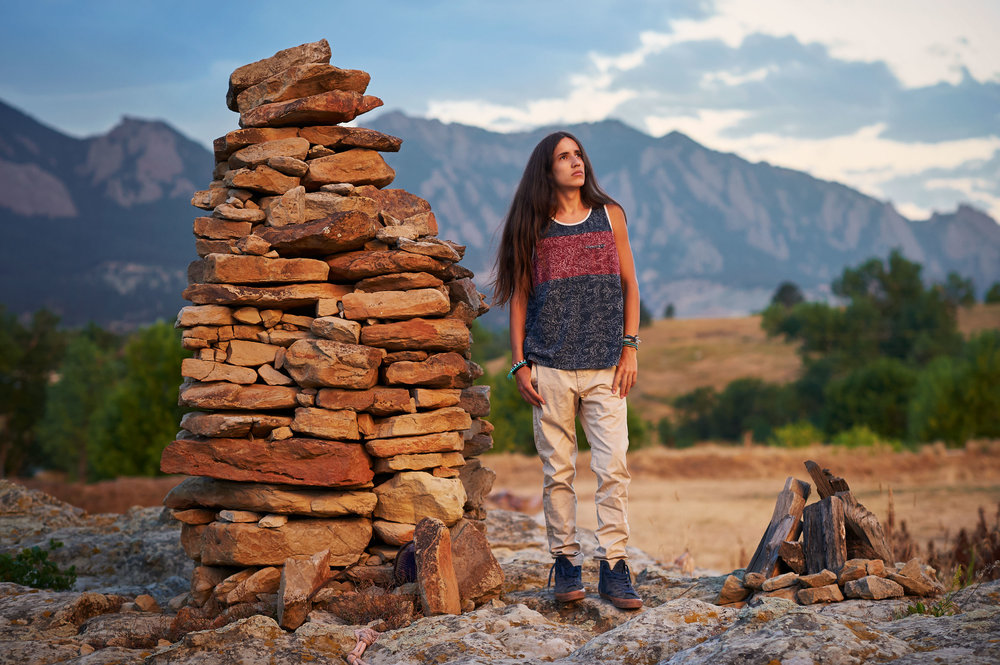 Xiuhtezcatl Martinez Projects