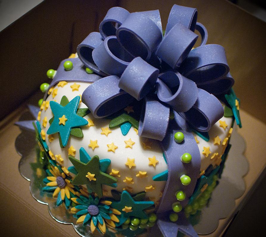 Elementary Graduation Cake