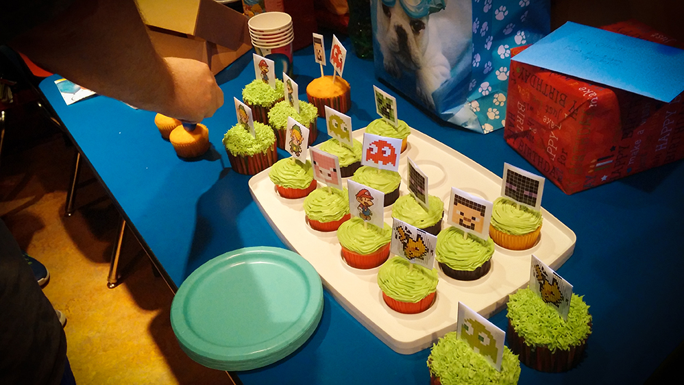 Yellow Cake Cupcakes