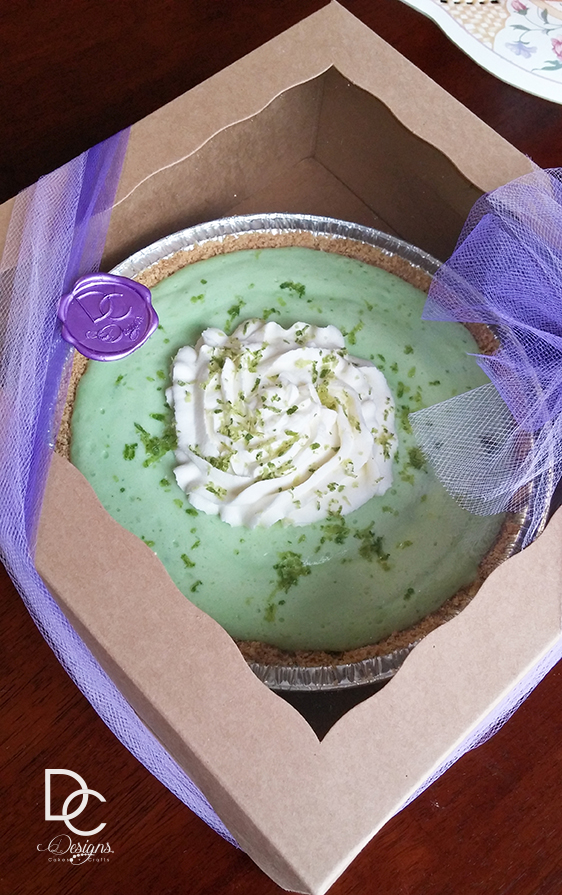 Boxed Key Lime