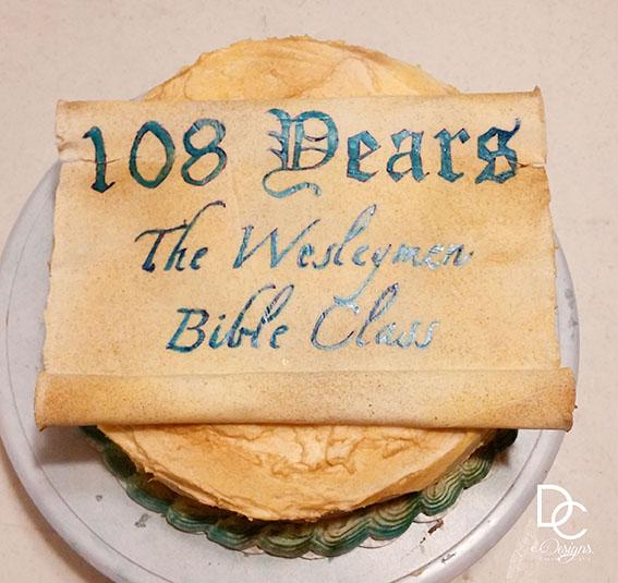 Celebrating 108 years