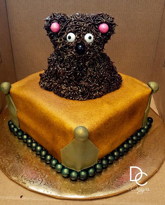 Baby Mini Cake Gift