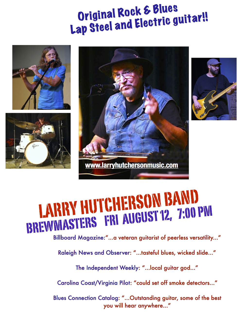 Larry Hutcherson Band