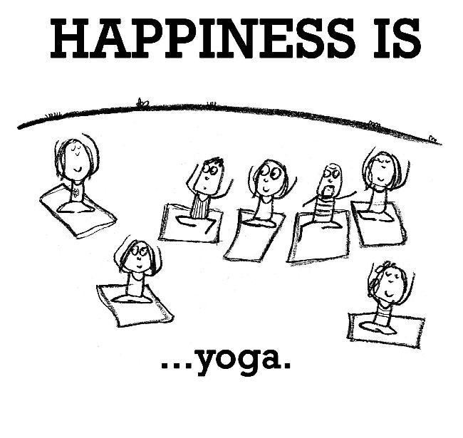 Happiness Yoga