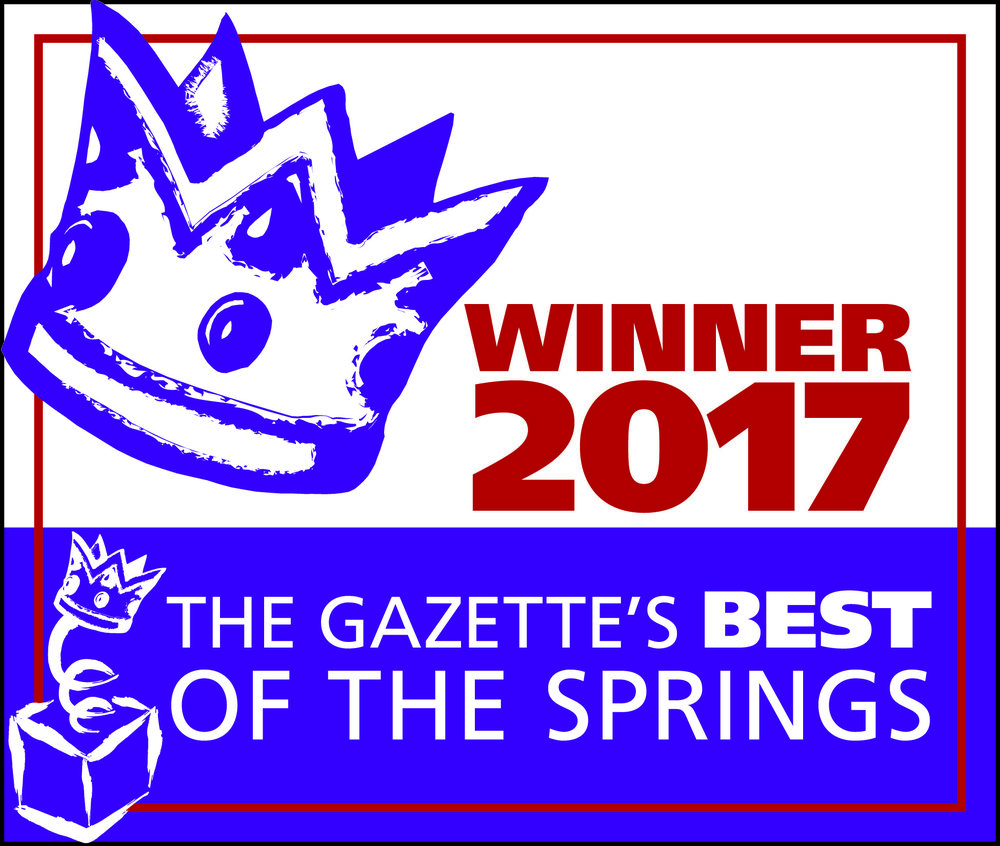 Voted Best Personal Trainer - 2017  GOLD Winner