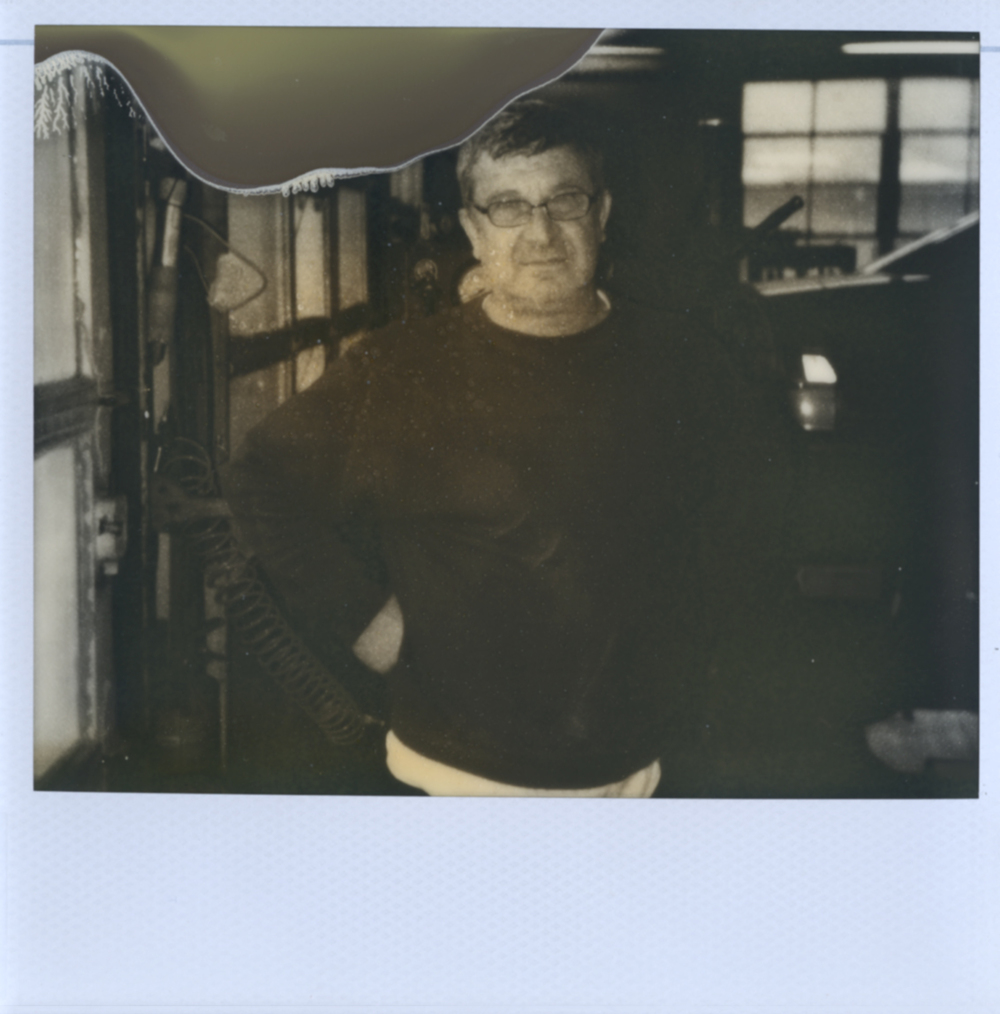 Polaroid Spectra Photograph