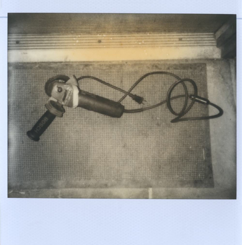 Polaroid Spectra Photographs