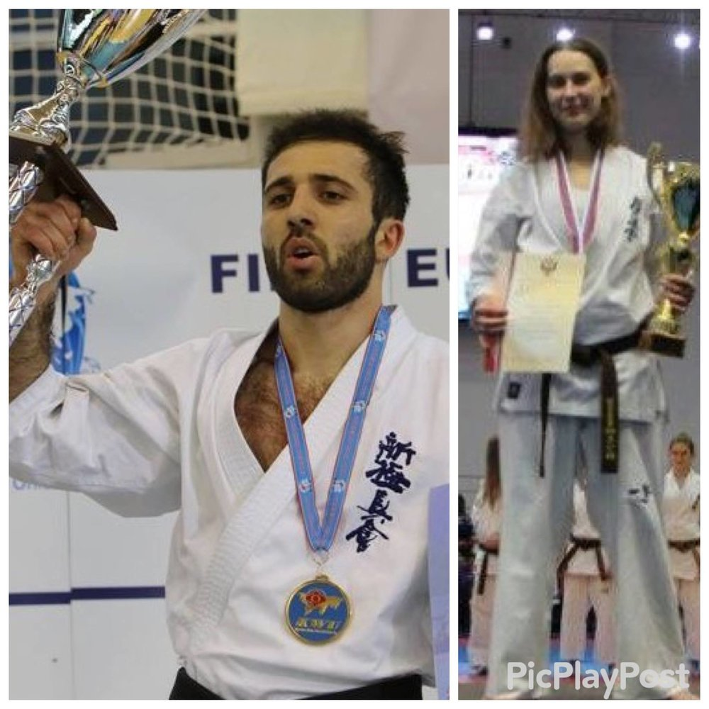 We welcome fighters from WKO Russia Shinkyokushin. Khasei Magomedov Mens Lightweight KWU European Champion 2016 Kyokushinkan European Chapion 2015 Shinkyokushin Solznok Europe Cup 2015 Champion Alina Polishchuk Womens Lightweight Shinkyokushin International Astana Cup Champion 2016 Russian Championship Champion 2016 Diamond Cup Champion 2016