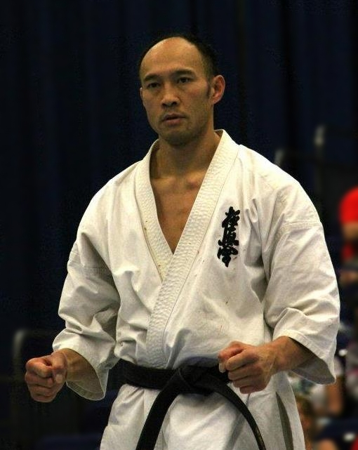 Sensei Wai Cheung (4th Dan) England U18 (Junior & Cadets) Head Coach