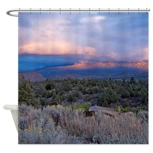 Shasta Sunset #2 Shower Curtain  $59.99