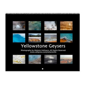 Yellowstone Geysers Wall Calendar $24.95  Sale $19.49